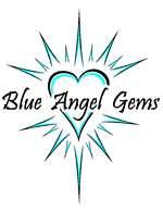 Blue Angel Gems Logo